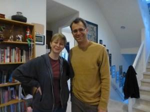 Sarah and Jonathan