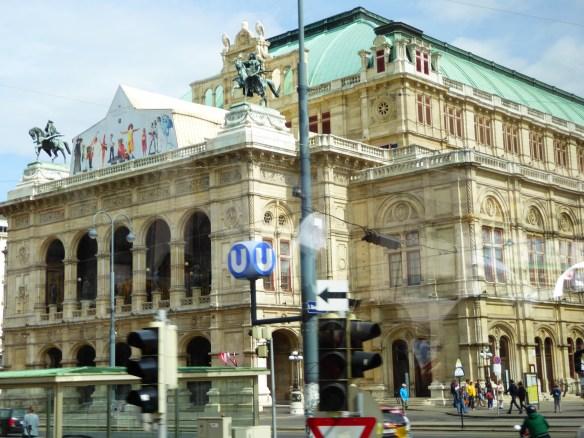 Vienna State Opera House built 1861-1869