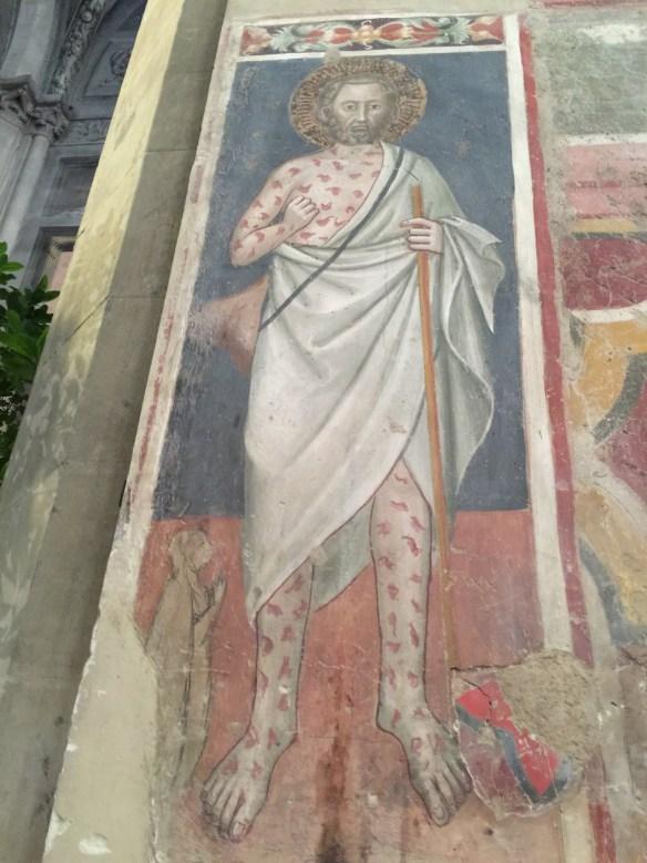 Unknown saint