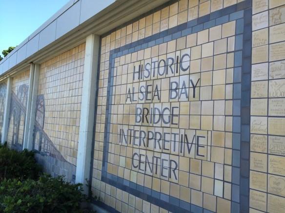 Alsea Bay Bridge Interpretive Center