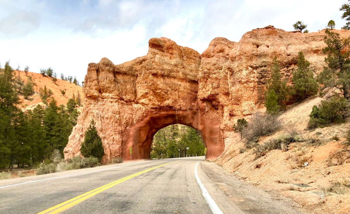 Road trip – to St. George, UT via Bryce Canyon NP. 4/26/21
