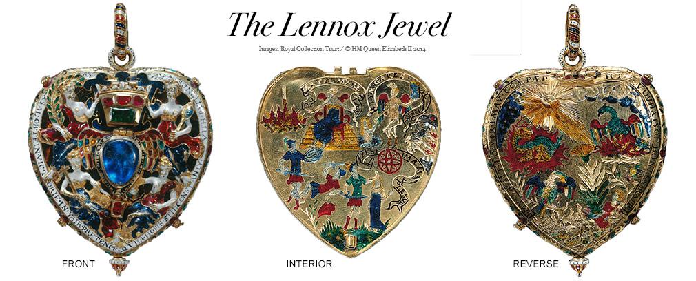 Lady Margaret Douglas And The Lennox Jewel Maryqueenofscots