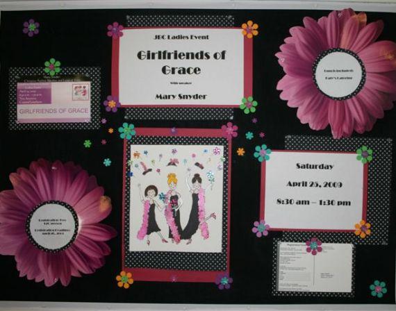 Girlfriends of Grace Event