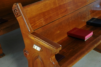 Confessions of a Comfortable Pew Dweller