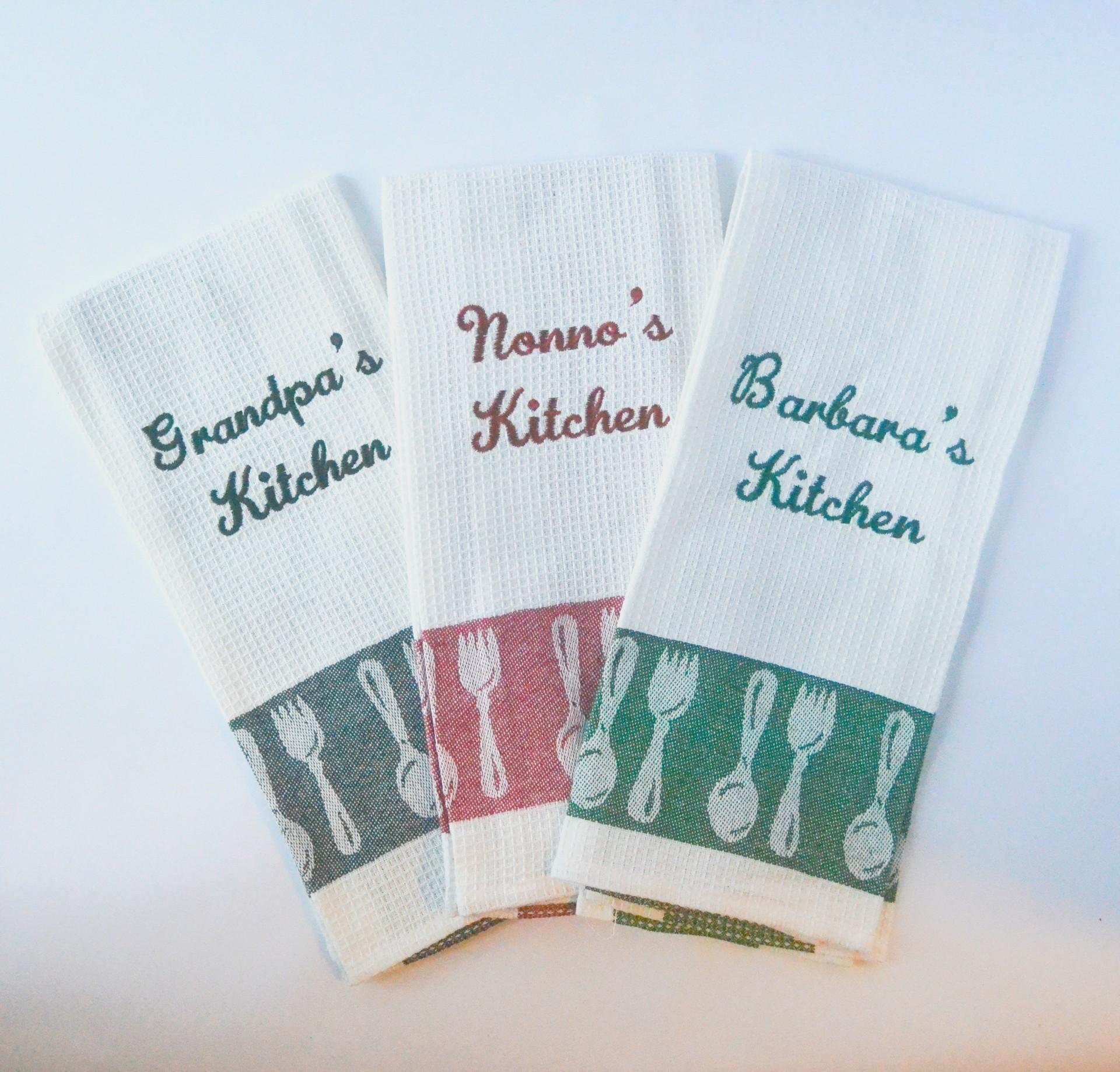 kitchen tea towels china mary 39s bears