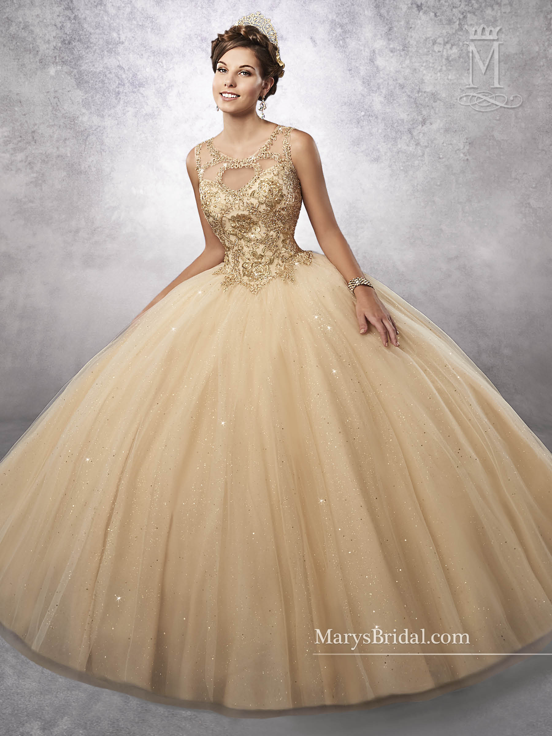 marys quinceanera dresses style