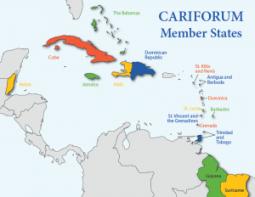 cariforum-map-en