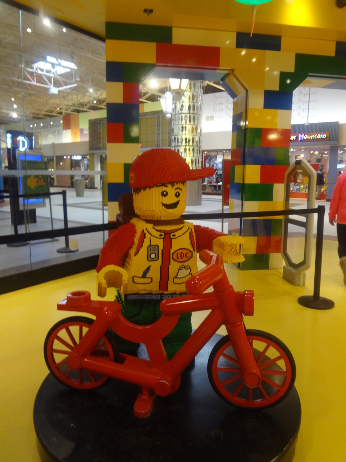 {Review} Legoland Discovery Centre at Vaughan Mills - Mary ...