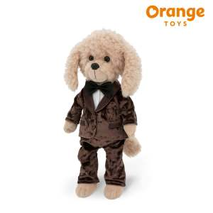 Lucky Bobby Dress Code Lucky Doggy Orange Toys