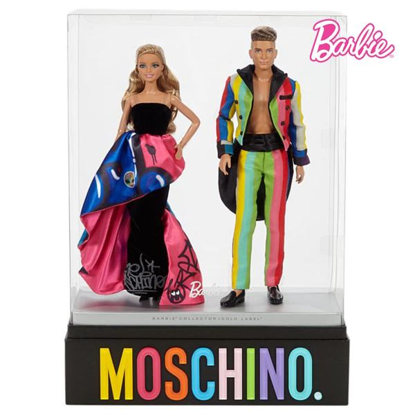 Moschino Barbie and Ken