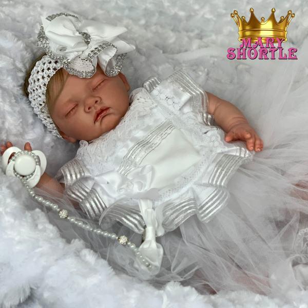 Princess Snowdrop Reborn Mary Shortle