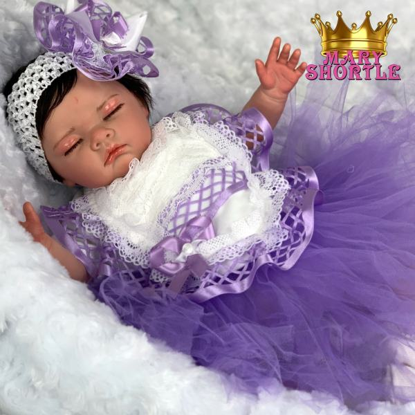Princess Violet Reborn Mary Shortle