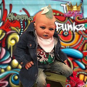 Sheena The Punkz Reborn Mary Shortle