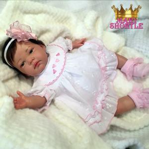 Sofia Awake Brunette Reborn Mary Shortle