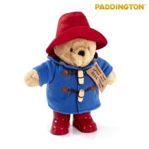 Classic Paddington Bear with Boots Mary Shortle