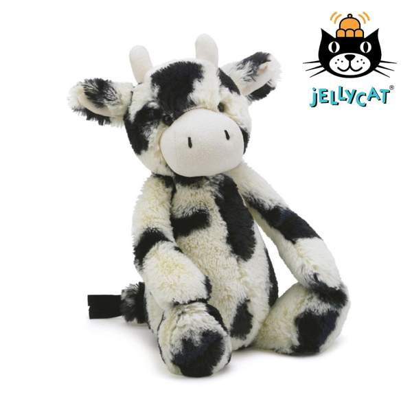Jellycat Bashful Calf Mary Shortle