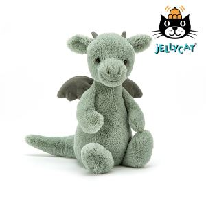 Jellycat Bashful Dragon Mary Shortle