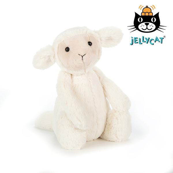 Jellycat Bashful Lamb Mary Shortle