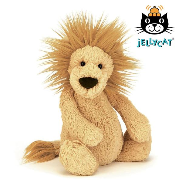 Jellycat Bashful Lion Mary Shortle