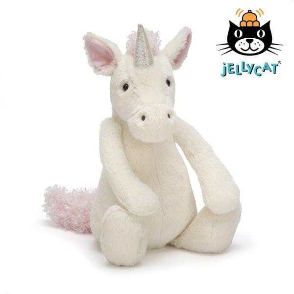 Jellycat Bashful Unicorn Mary Shortle