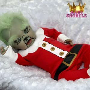 Master. Grinch Reborn Mary Shortle