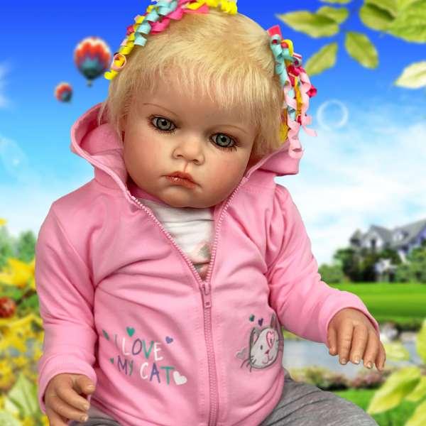 Tatiana Reborn Toddler Mary Shortle