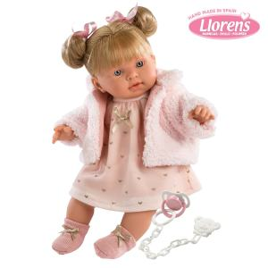 Alexandra Play Doll Llorens Mary Shortle