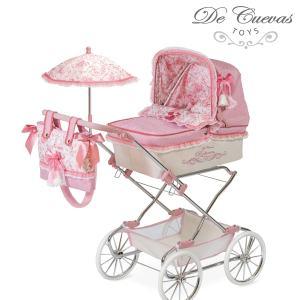 Decuevas Toys Pink Pram Mary Shortle