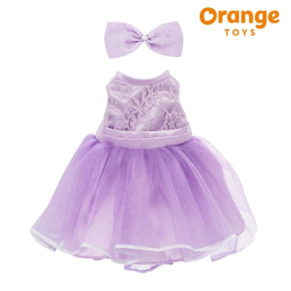 Clothing Set Lilac Lucky Doggy