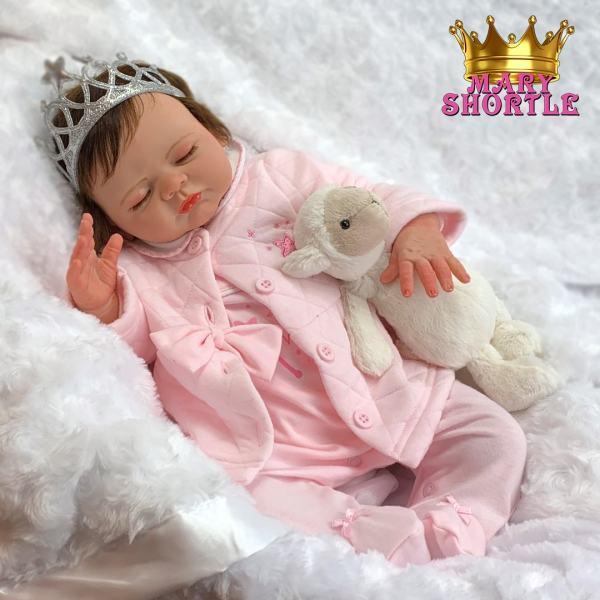 Yasmin Reborn Mary Shortle