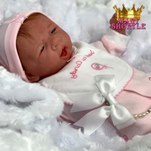 Little Girl Cupcake Reborn Mary Shortle