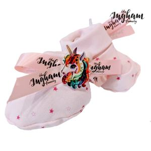 The Ingham Family Pink Boots Mary Shortle
