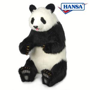 Hansa Panda Bear Sitting Lifesize Mary Shortle