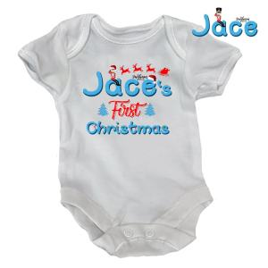 Jace Ingham Jaces First Christmas Vest Mary Shortle