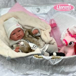 Hunter Llorens Play Doll Hamper Mary Shortle