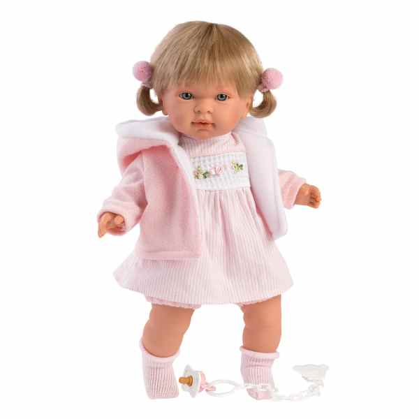 Ava Llorens Girl Play Doll Mary Shortle