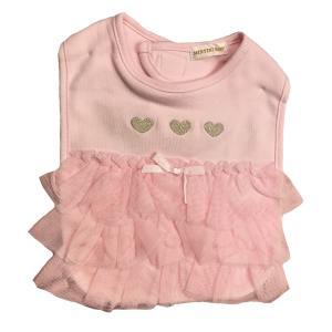 Pink Bib Mary Shortle