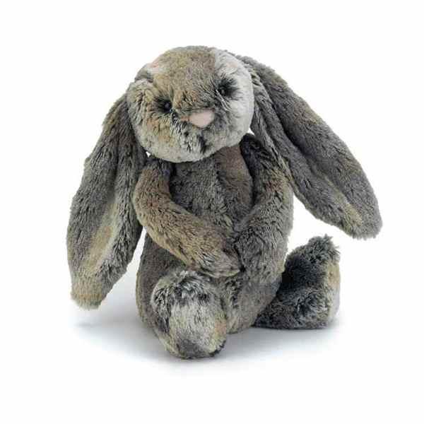 Bashful Cottontail Bunny Jellycat Teddy Mary Shortle