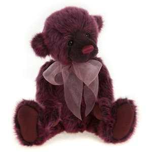 Chelsea Charlie Bears Teddy Bear Mary Shortle