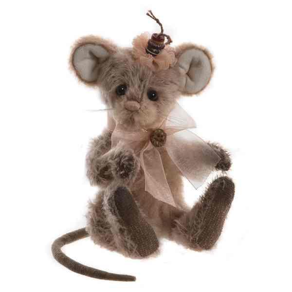Diamond Charlie Bears Teddy Mary Shortle