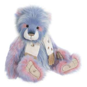 Helter Skelter Charlie Bears 2020 Plush Collection Teddy Bear Mary Shortle