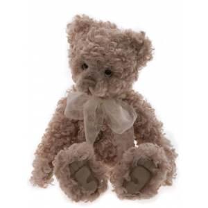 Pearl Charlie Bear Teddy Mary Shortle