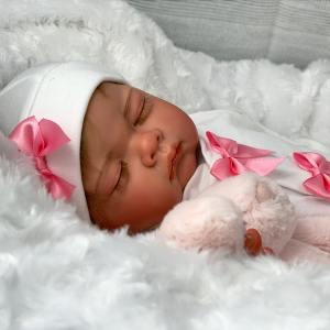 Betsy Reborn Baby Mary Shortle