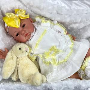 Miss Buttercup Reborn Baby Mary Shortle