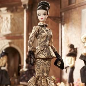 Barbie Luciana Silkstone Mary Shortle