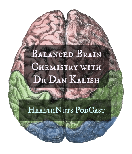 PodCast 20: Balancing Brain Chemistry with Dr. Dan Kalish