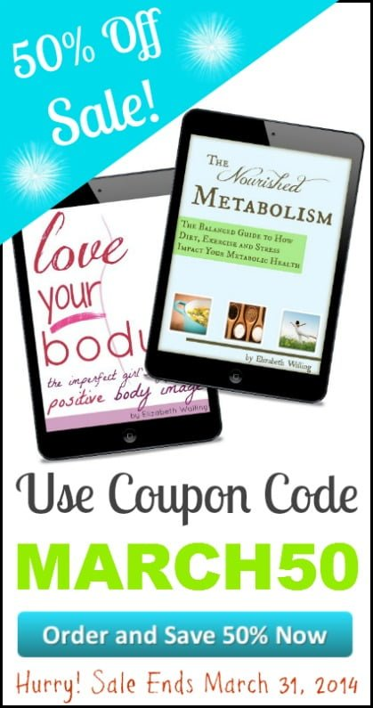 Save-50-Percent-on-Love-Your-Body-and-The-Nourished-Metabolism-during-March-2014