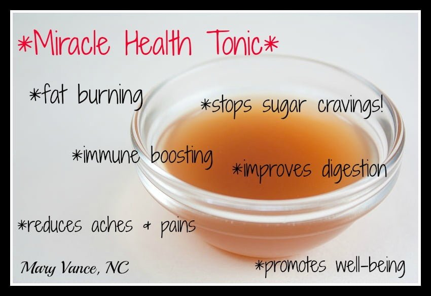 Miracle Health Tonic
