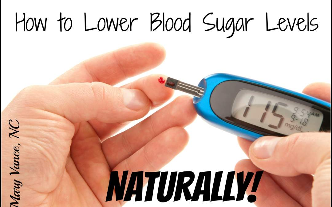 How to Lower Blood Sugar Levels Naturally