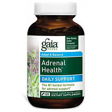 Gaia Herbs Adrenal Health